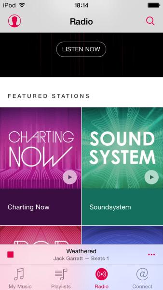 iOS 8.4 Music Screenshots 026