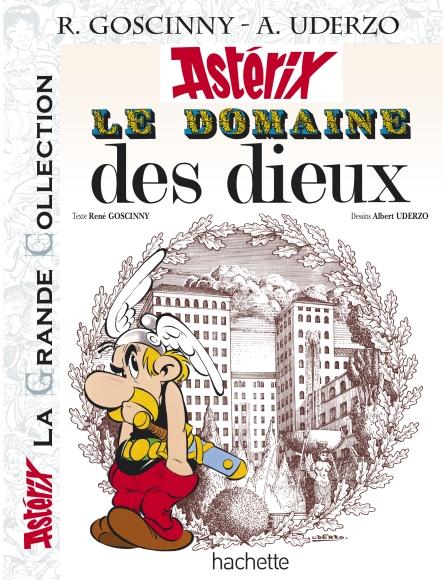 Astérix Et Obélix Et Le Domaine Des Dieux : astérix, obélix, domaine, dieux, Mansions, Astérix, Officiel