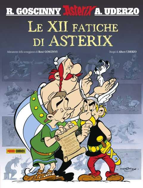 Asterix Et Les Indiens Mendiant : asterix, indiens, mendiant, Travaux, D'Astérix, Astérix, Officiel