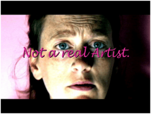 "video still from ""Art Letter (for Gabrielle Civil)""-Ellen Marie Hinchcliffe"