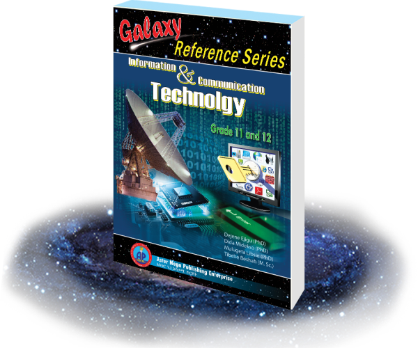 Galaxy ICT for Grade 11 and 12