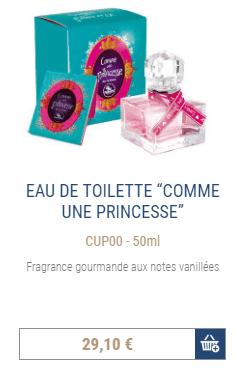 shop comme une princesse frederic m
