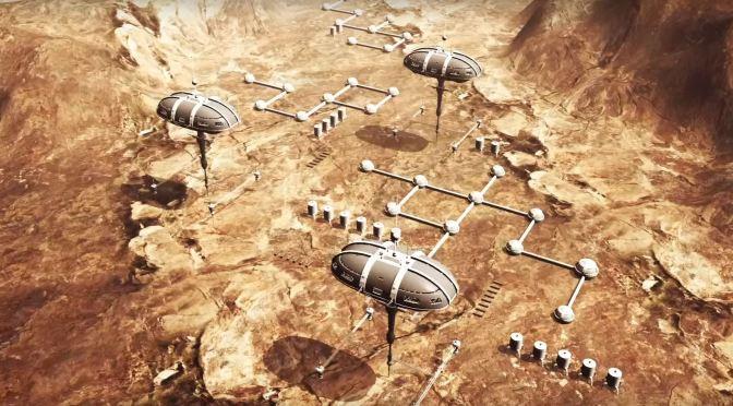 Space Mining City