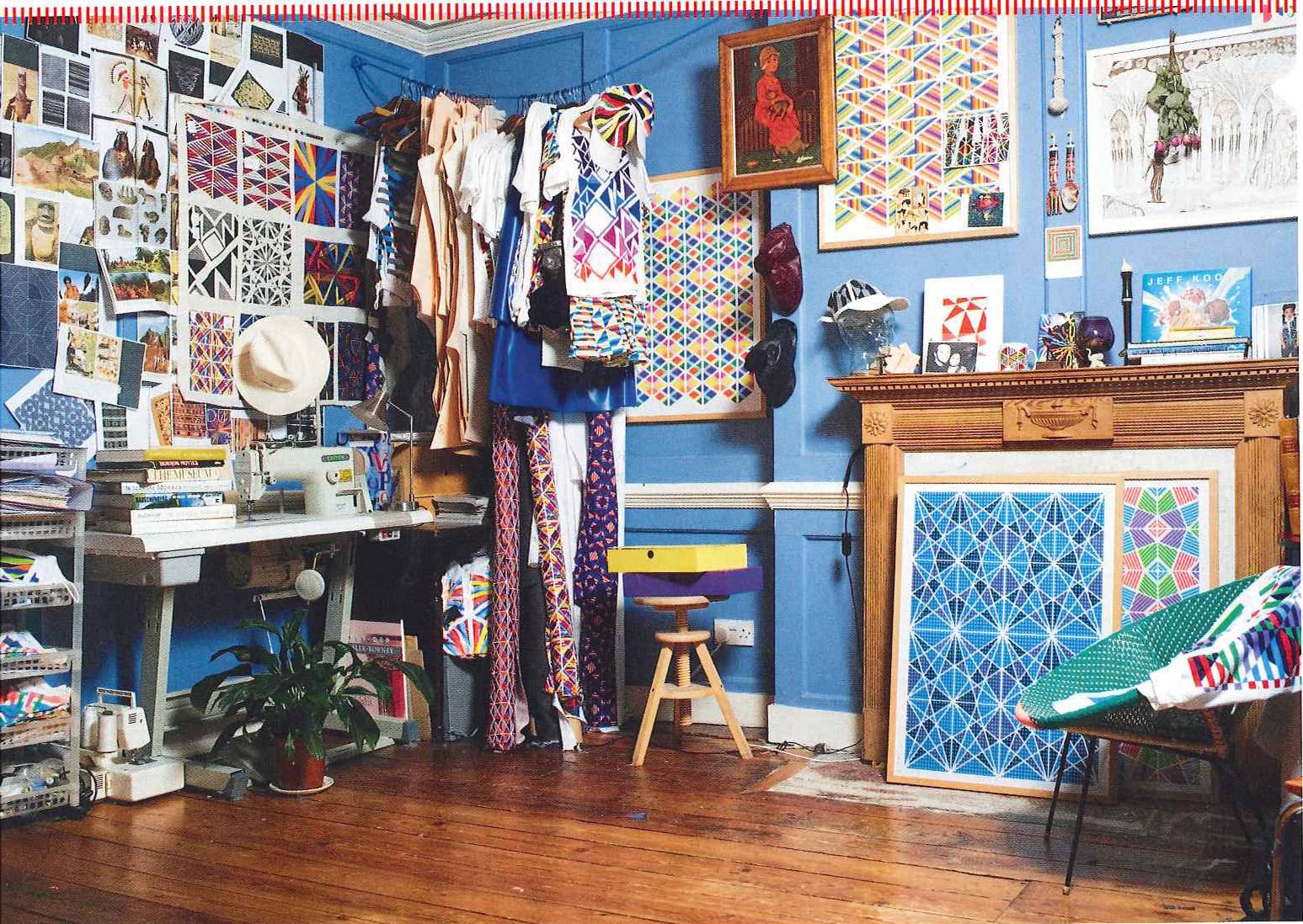 The Look  Asters Room
