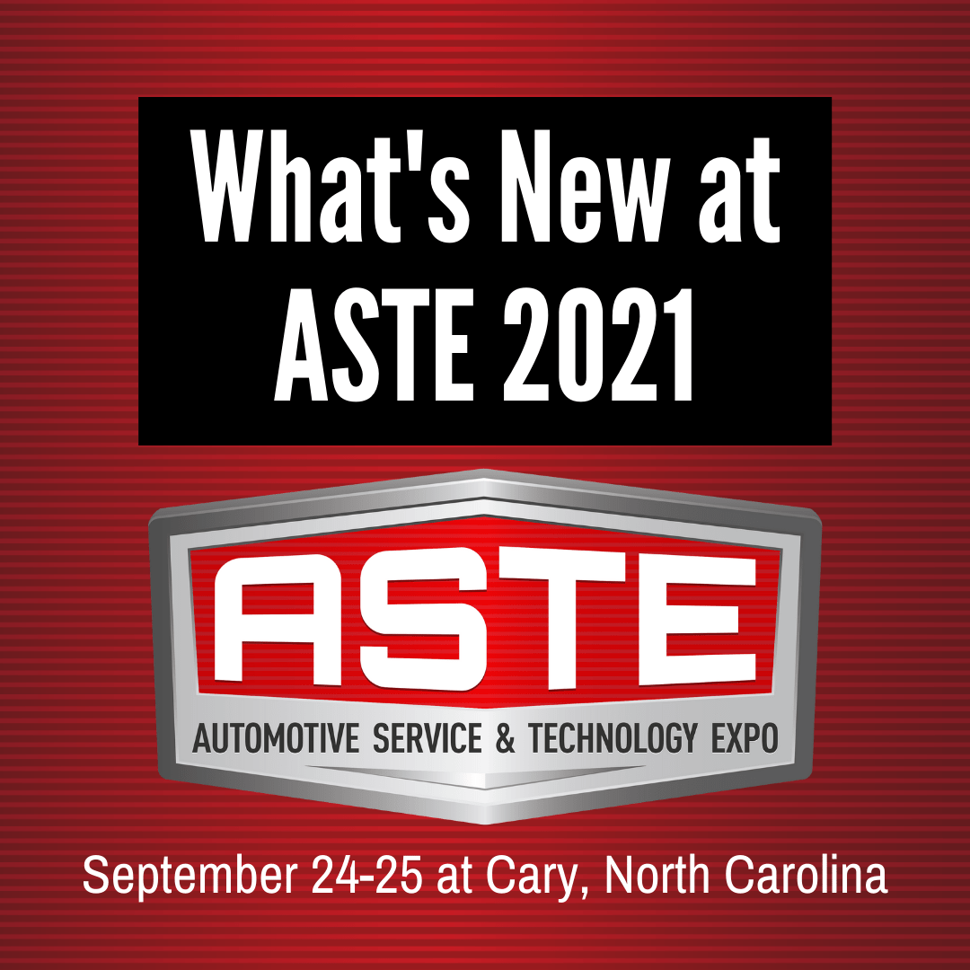 What's New at ASTE 2021