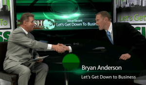 Bryan Anderson With Steve Savant