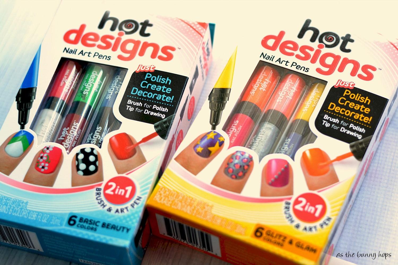 Hot Designs Nail Art Pens Item Disclosure