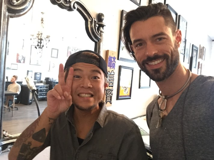 Brad and Shingken