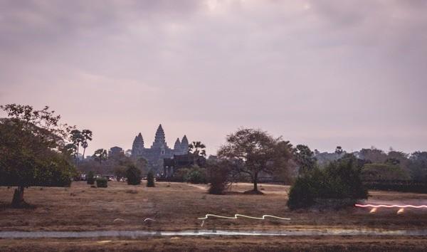 Lesley Logan Pilates Angkor Cambodia 1