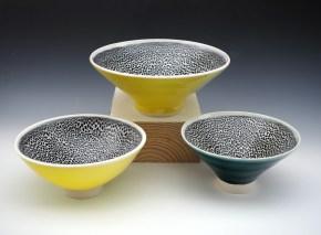 Leopard bowls