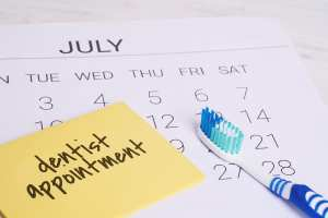 More dental patients are appointed and production improved when hygiene schedule blockage is removed.