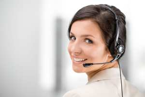 Greet each patient warmly when answering dental office phones