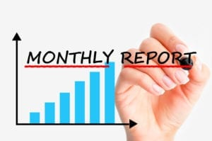 Dental Office Month End Reports Show How The Dental Office Does From Month to Month