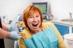 Dental Patient Exams Can Be Set Up With A Dental Office Continuing Care Setting