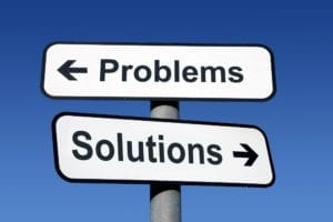 We can either seek problems or solutions with our dental practice management systems.