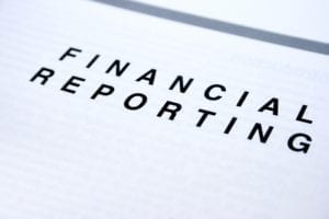 Financial reporting each month is key in dental practice management