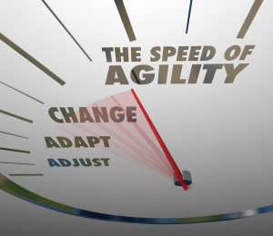 Our ability to adapt, adjust, and change is essential today to survive.