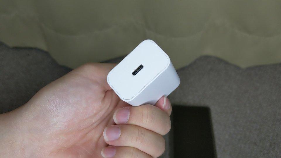 USB Type-Cの充電器
