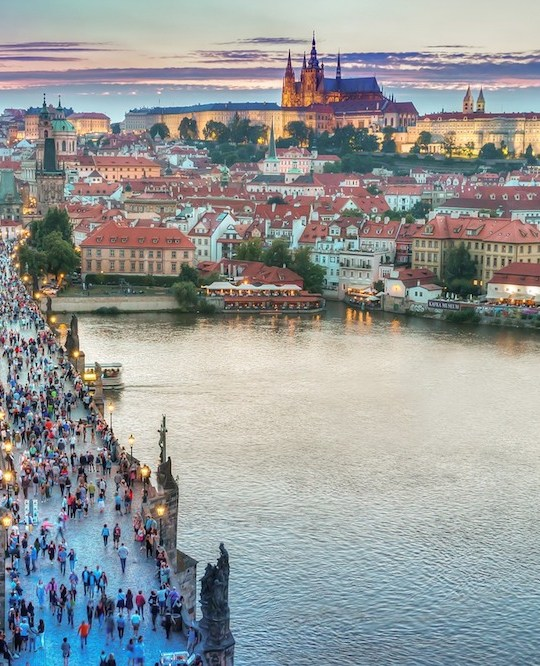 Prague City Guide
