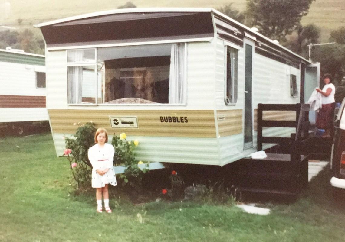 Caravan Girl