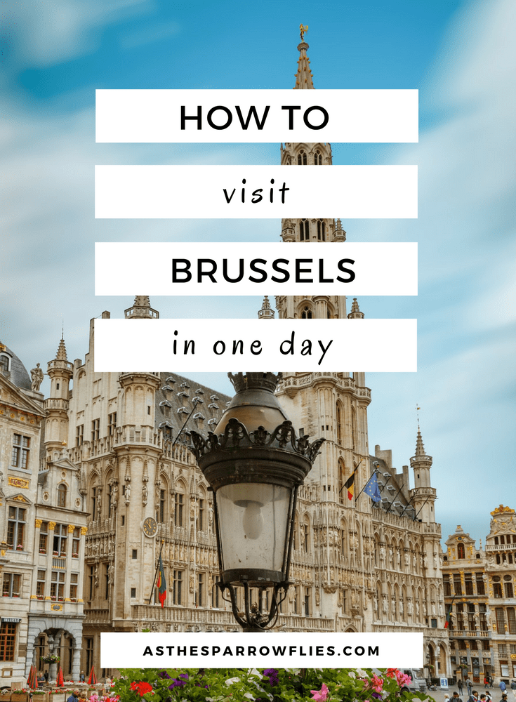 Brussels | European Travel | Brussels Day Trip | Travel Tips