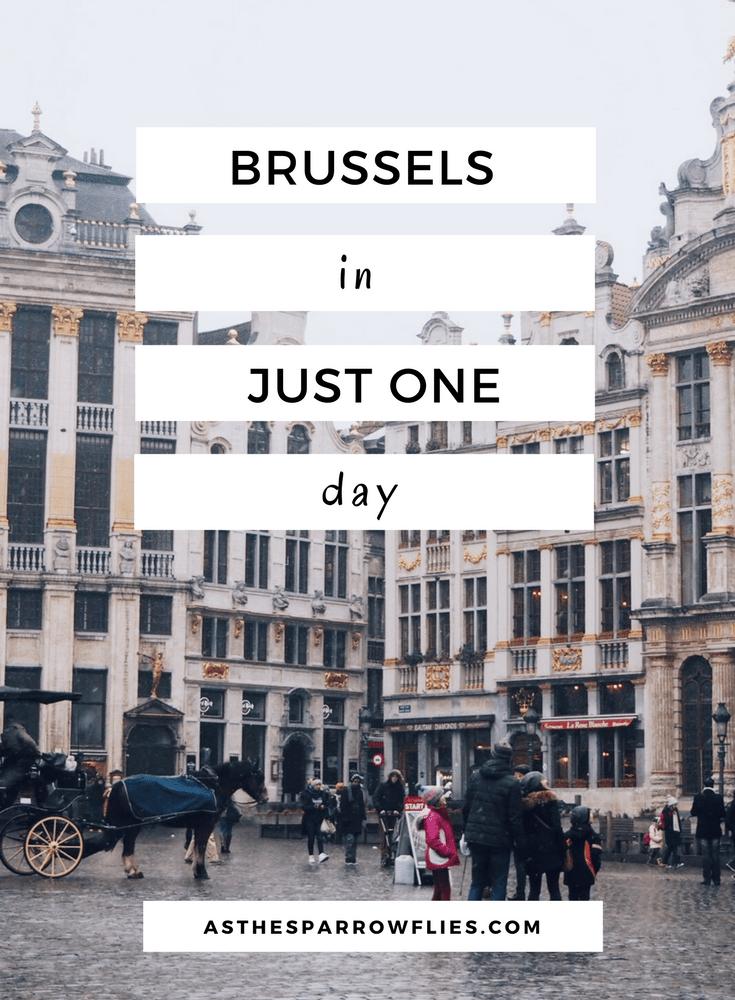 Brussels | European Travel | Brussels Day Trip | Travel Tips #brussels #europe #traveltips