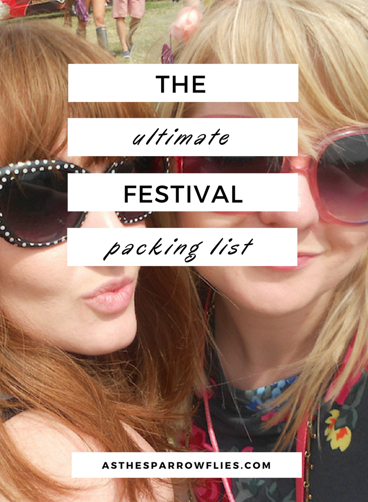Festival Packing Tips | Camping | Music Festival | UK Holidays