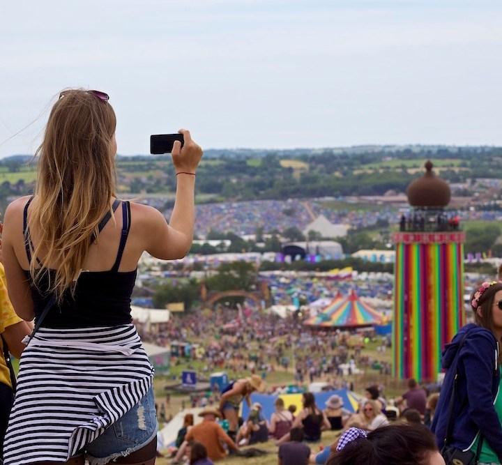 Survive Glastonbury Festival