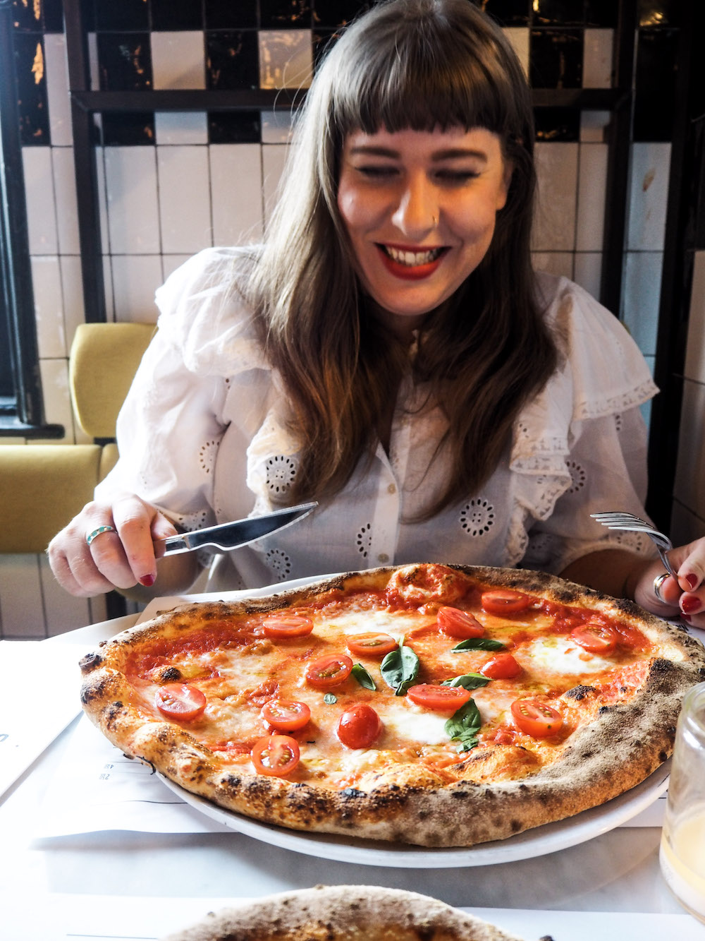 Sotto Pizza, Amsterdam Foodies Guide