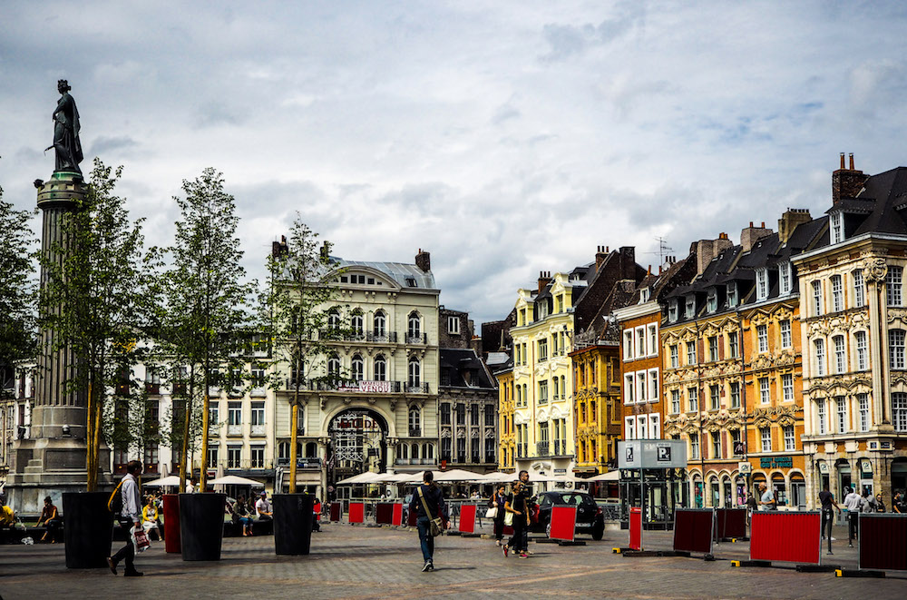 Lille In One Day