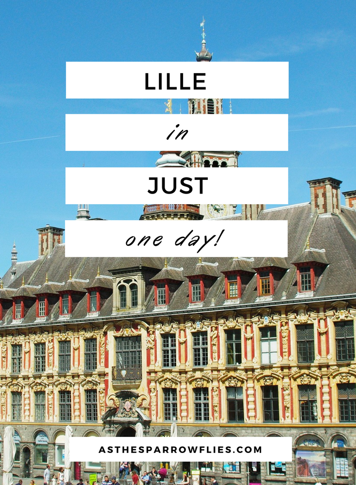 Lille In One Day | Day Trip To Lille | Lille on Eurostar | European City Break | Visit France