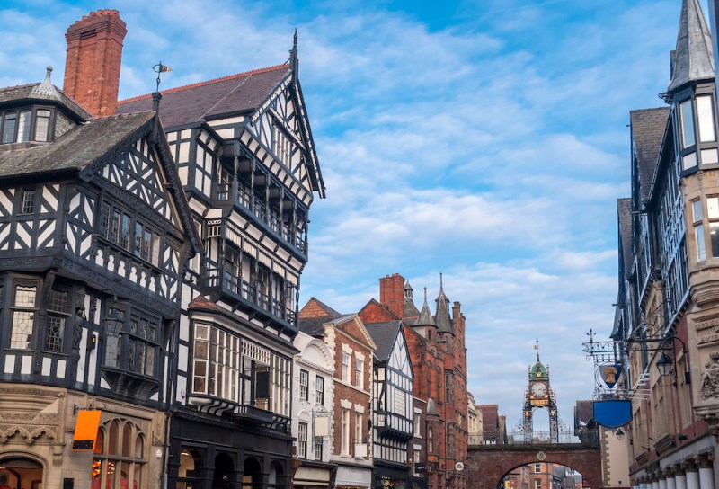 5b38770114 How to spend 36 hours in Chester - a historic city | As The Sparrow ...
