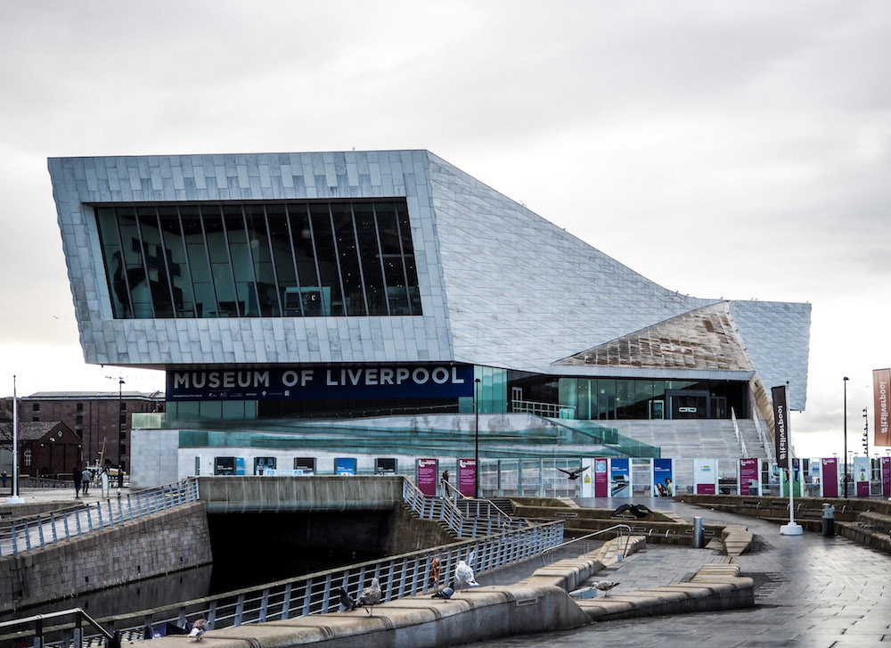 Museum of Liverpool - A Weekend In Liverpool