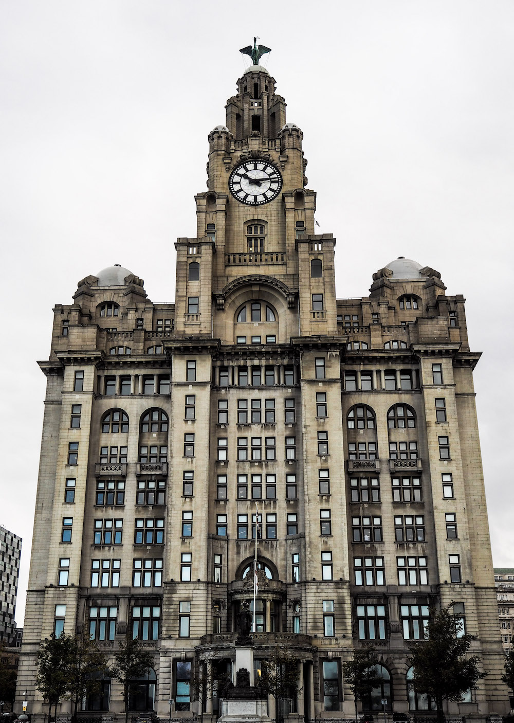 Liver Building, Liverpool - A Weekend In Liverpool