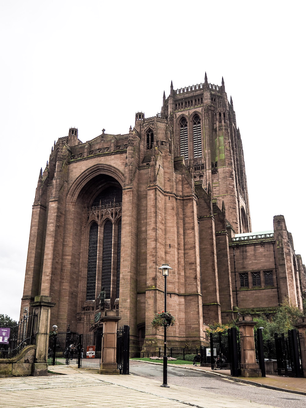 Anglican Cathedral, Liverpool - A Weekend In Liverpool