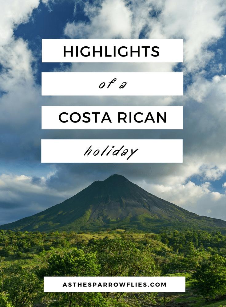 Costa Rica   Costa Rica Highlights   Central America   The Americas