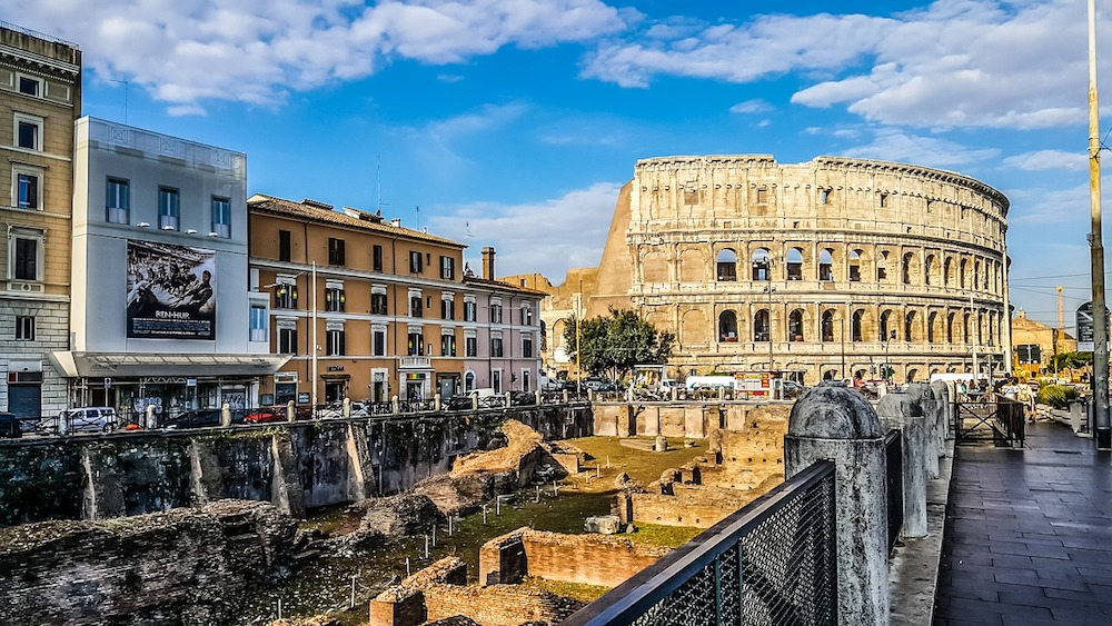 Visit Ancient Rome