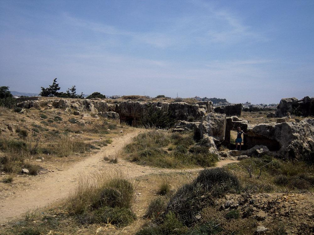 Visit Paphos in Cyprus