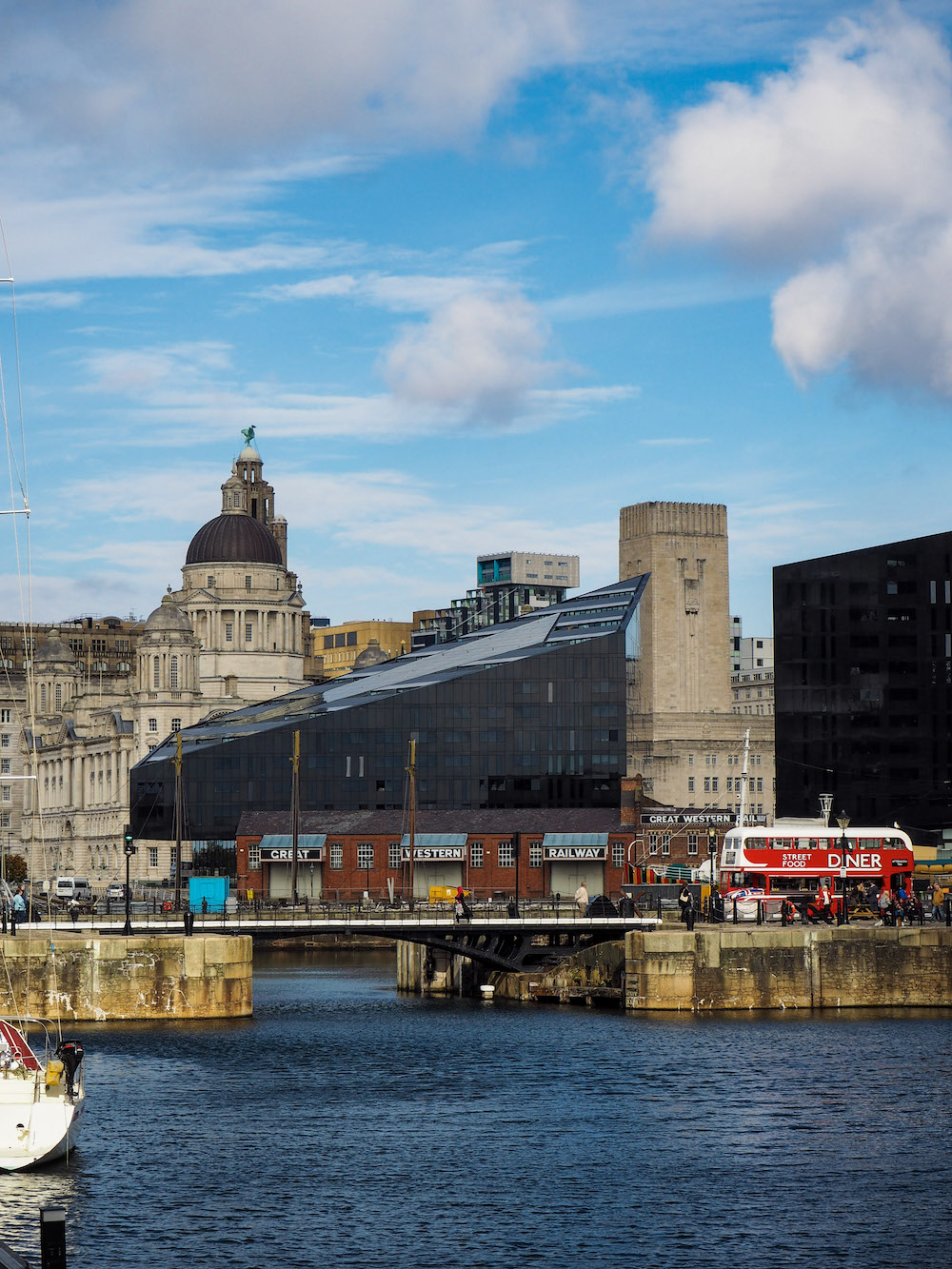 Why the Liverpool Docks are one of the most beautiful places in the world | As The Sparrow Flies