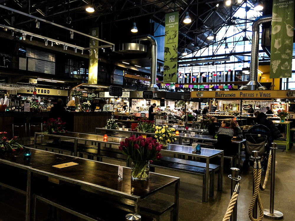Food Markets of Europe
