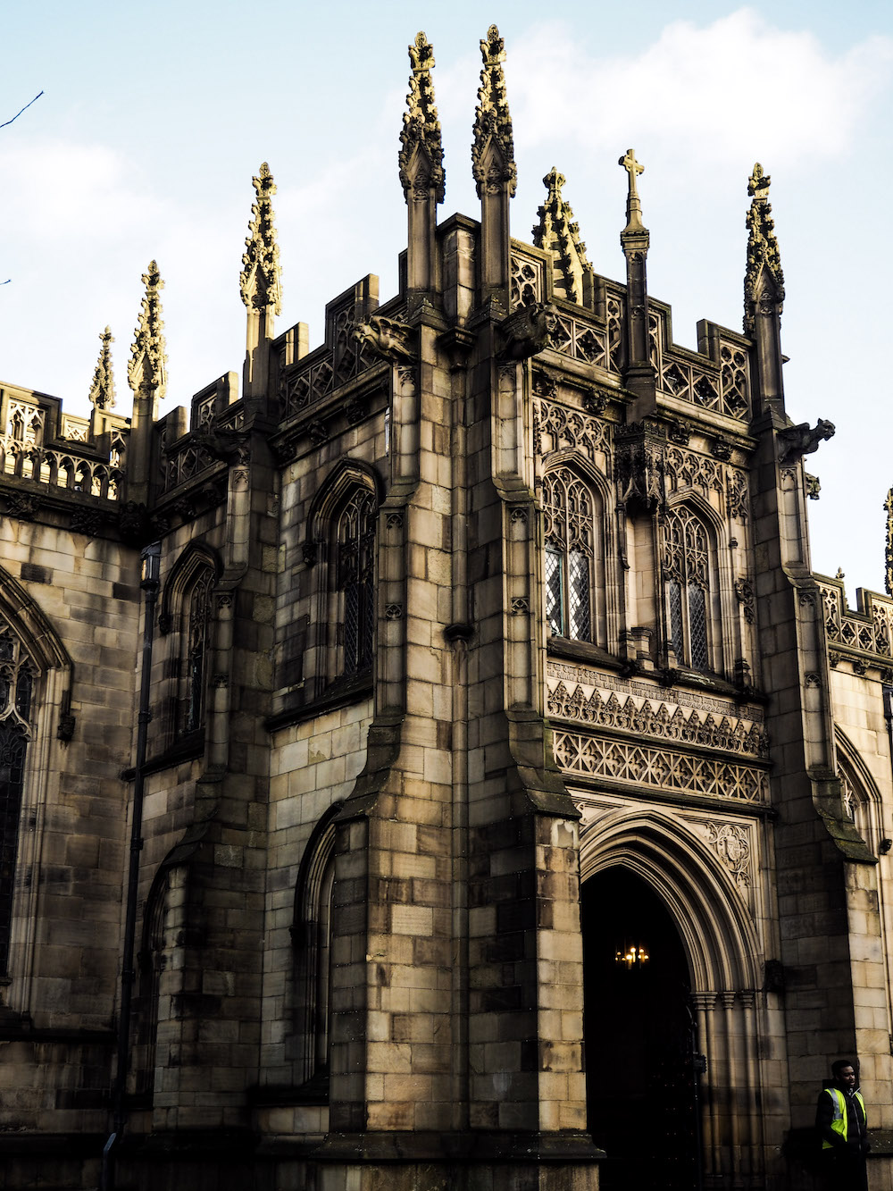 Manchester Cathedral | Weekend in Manchester