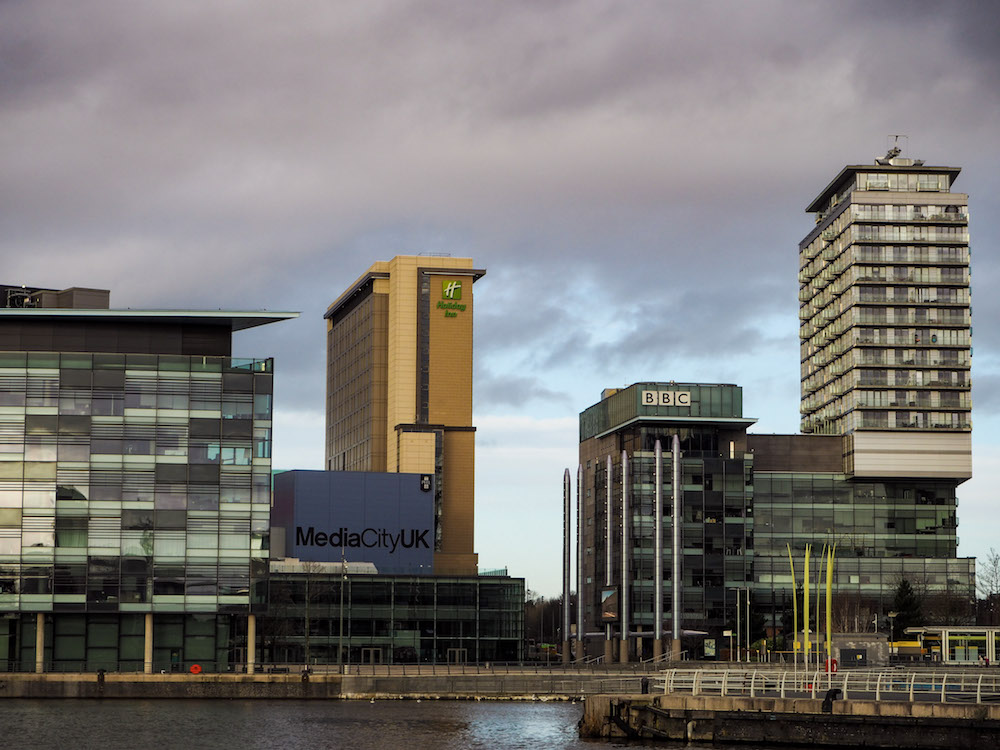 Salford Quays | Weekend in Manchester