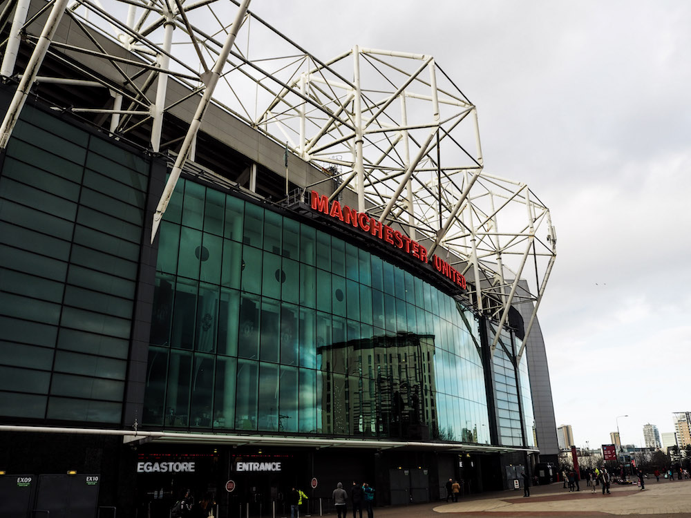 Old Trafford   Weekend in Manchester