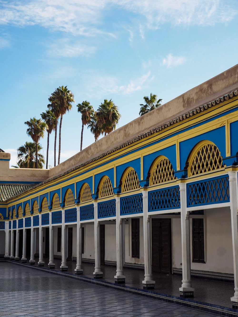Long Weekend in Marrakech, Bahia Palace
