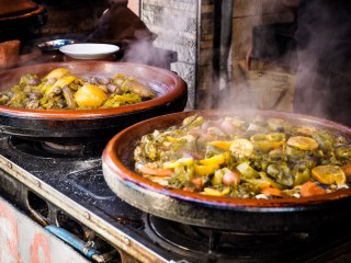 Long Weekend in Marrakech, Tagine
