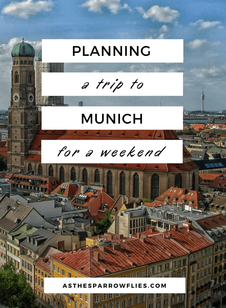 What to do in Munich   Planning a Trip to Munich   Visiting Munich in Germany   Travel Tips #munich #germany #traveltips