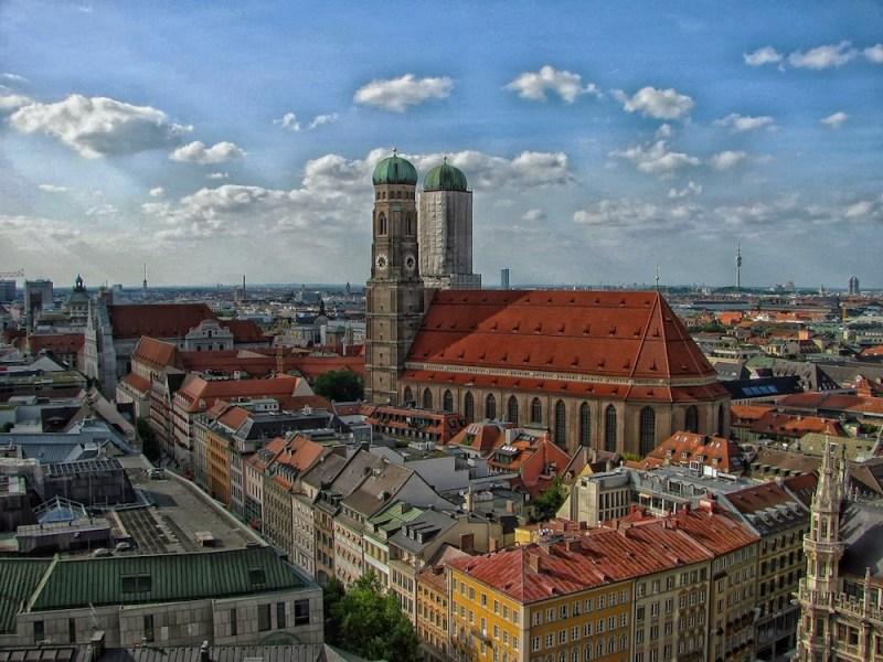 Planning a Trip to Munich, Munich Old Town