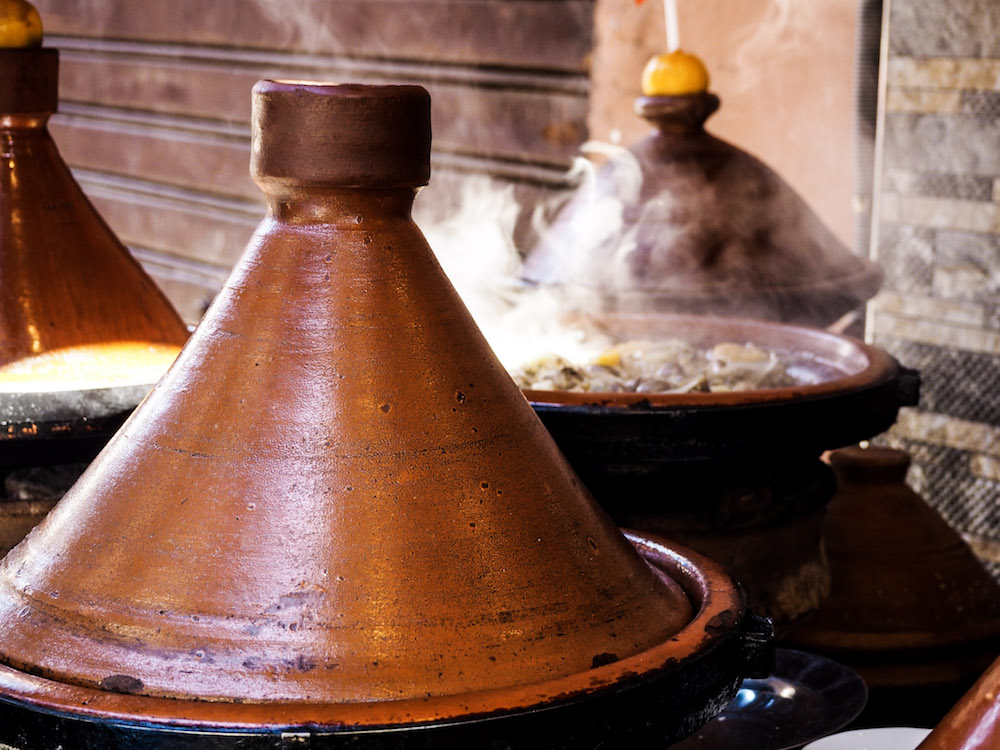 Foodies Guide to Marrakech, Tagine Pot