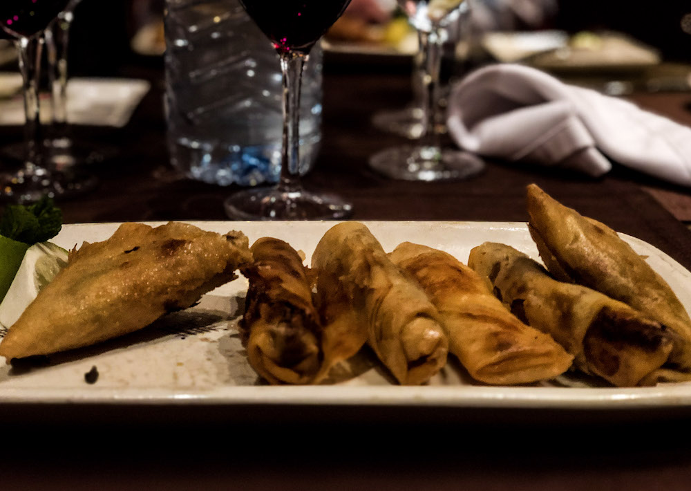 Foodies Guide to Marrakech, Briouates