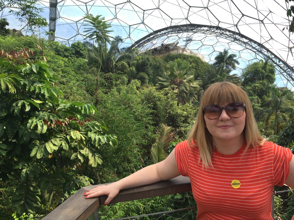 Guide to the Eden Project
